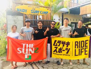medewiマデウィ surf camp‼️