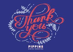 Pippins Digital - thank you