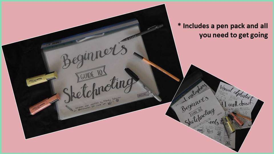 Beginners Guide to Sketchnoting