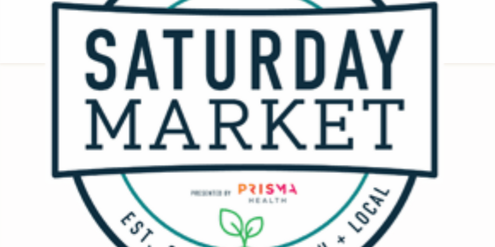Greenville Saturday Market