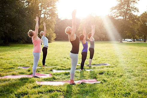 mixed-age-group-of-people-practicing-yog