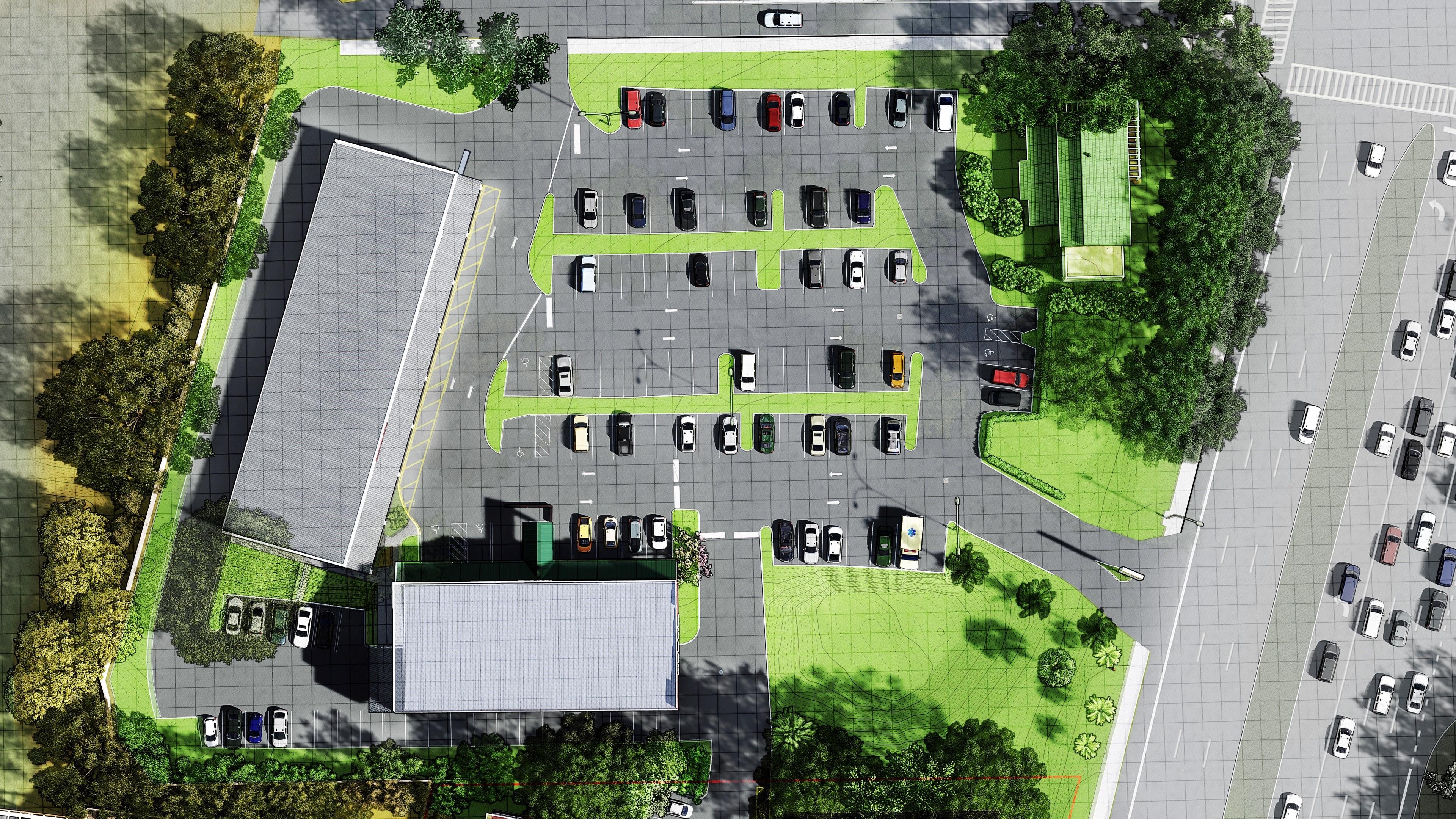 aerial rendering- bw phase 2