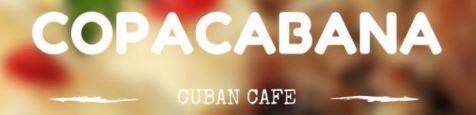 Copacabana Cuban Cafe