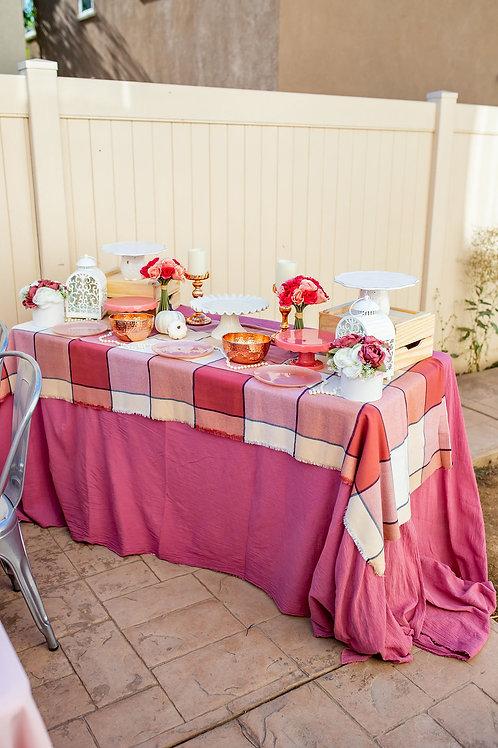 Autumn Romance - Dessert Table