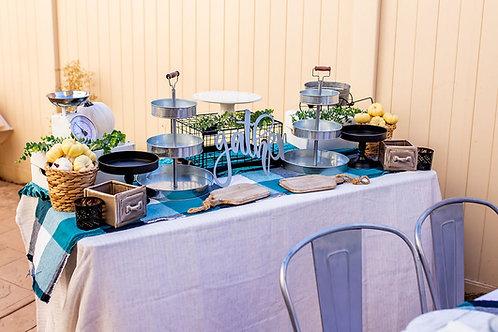 Farm House - Dessert Table