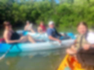 Naples kayak tour