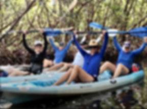 Naples kayak adventure