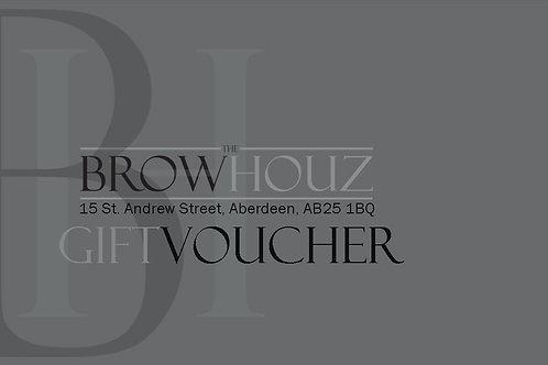 Brow Houz Gift Card