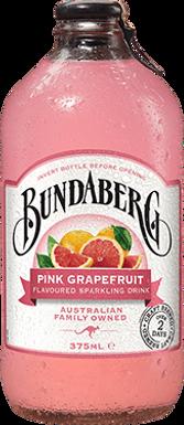 BUNDABERG PINK GRAPEFRUIT 37,5CL