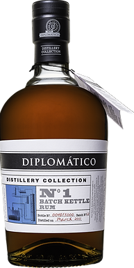 RUM DIPLOMATICO DISTILLERY COLLECTION N°1 SINGLE KETTLE BATCH