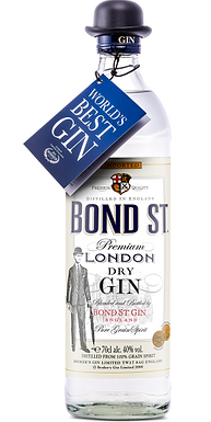 BOND STREET 40° 11,68€ + 2,95€