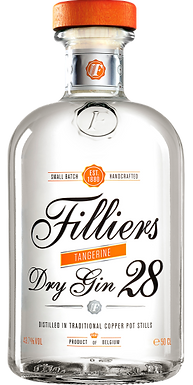 FILLIERS DRY GIN 28 TANGERINE 27,16€ + 2,31€