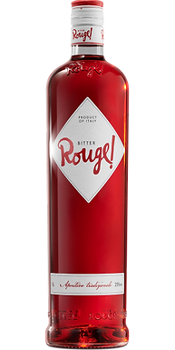 BITTER ROUGE  100 CL