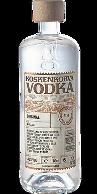 VODKA KOSKENKORVA ORIGINAL  12,27€ + 2,95€