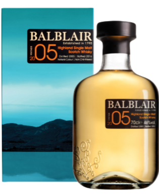 BALBLAIR 05 SINGLE MALT