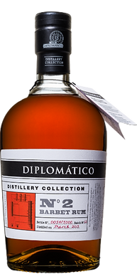 DIPLOMATICO DISTILLERY COLLECTION N°2 SINGLE COLUMN BARBET