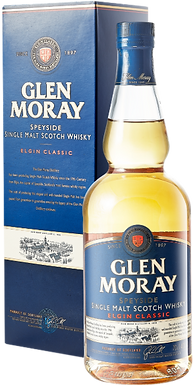 WHISKY GLEN MORAY CLASSIC SINGLE MALT. 19,48€ + 2,95€