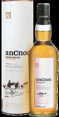 WHISKY ANCNOC 12 YO SINGLE MALT 31,69€ + 2,95€