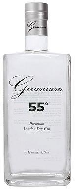 GERANIUM PREMIUM LONDON DRY 55°