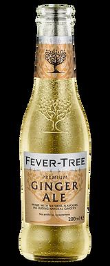 FEVER TREE GINGER ALE 20 CL