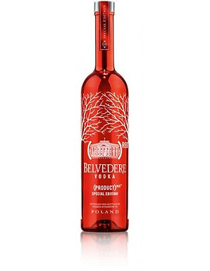 BELVEDERE RED SPECIAL EDITION