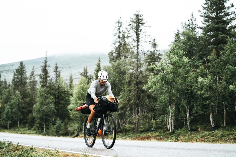 Bikepacking-retket