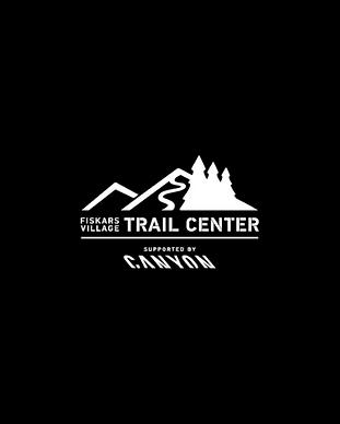 Fiskars trail center logo