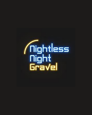 Nightless night gravel Levi logo