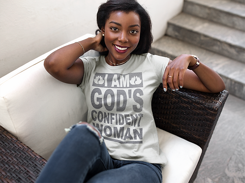 God's Confident Woman T-Shirt