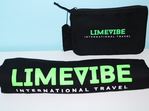 T-shirt and Travel Pouch