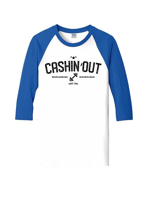 Cashin' Out Signature Baseball Shirt