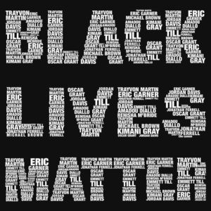 BLACK LIVES MATTER MEDITATIONS