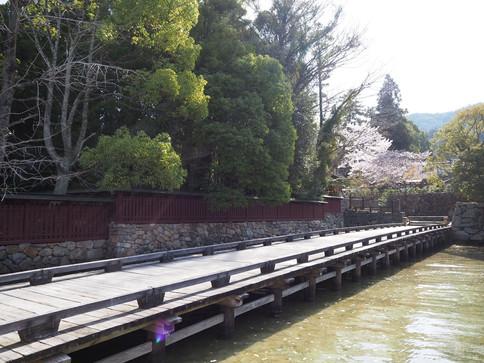 厳島神社・長橋