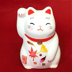 歳時記招き猫(11月・霜月)