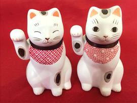 江戸の粋招き猫(大)