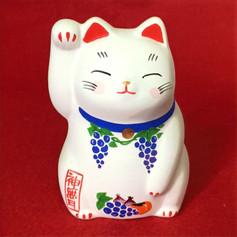 歳時記招き猫(10月・神無月)