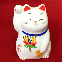 歳時記招き猫(12月・師走)