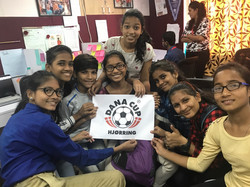 Soccer Team - Winner of Dana Cup