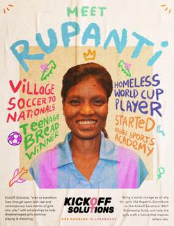 Rupanti - Community leader Jharkhand