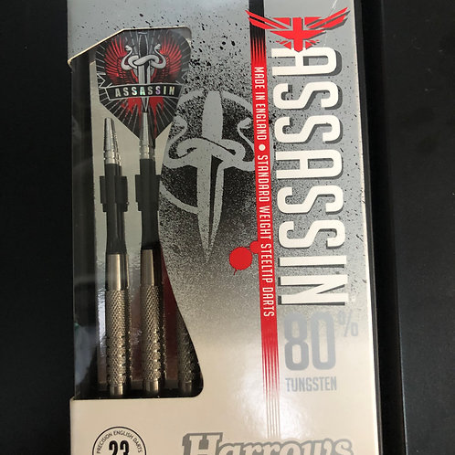 Harrows Assassin Dart Pins