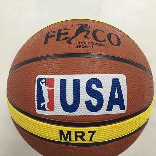 FECO USA Rubber Basketball Ball