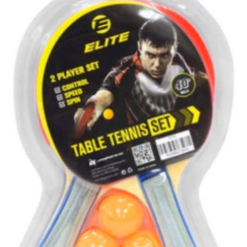 Elite Table Tennis Set