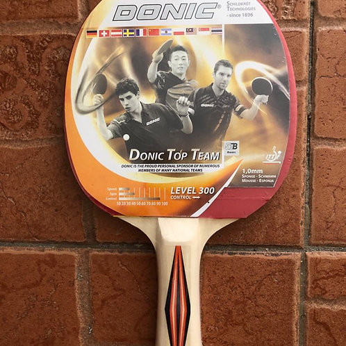 Donic Level 300 Table Tennis Racket