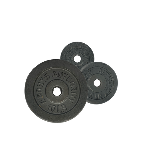 Sports Authority Weight Plates
