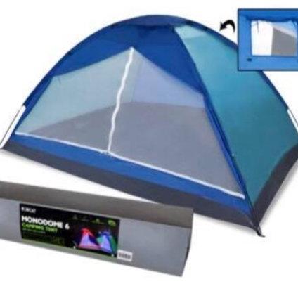 Bobcat 6-Person Monodome Tent with Box