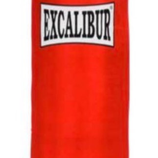 Excalibur Red with Black Bands Punching Bag D-Max