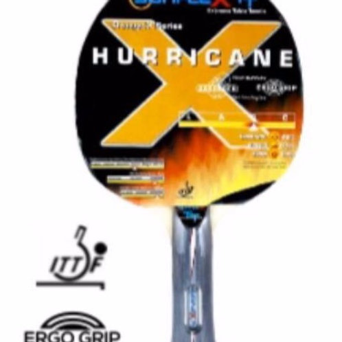 "Sunflex ""Hurricane"" Sportive T/T Bat Shock Absorber Tube, Anatomic Ergo Grip"