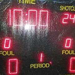 3' x 4' LED Scoreboard