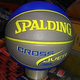 "Spalding Basketball Ball Rubber ""Crossover"""
