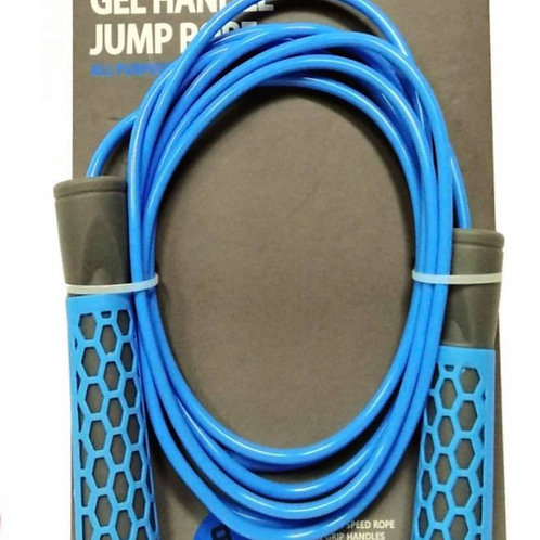 PRCTZ Fitness Gel Handle Jump Rope